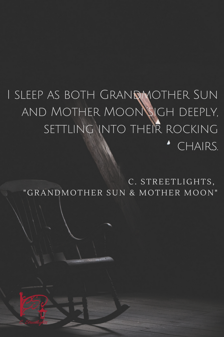 Grandmother Sun & Mother Moon