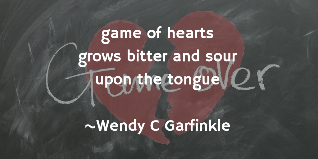 Game of Hearts by Wendy Garfinle