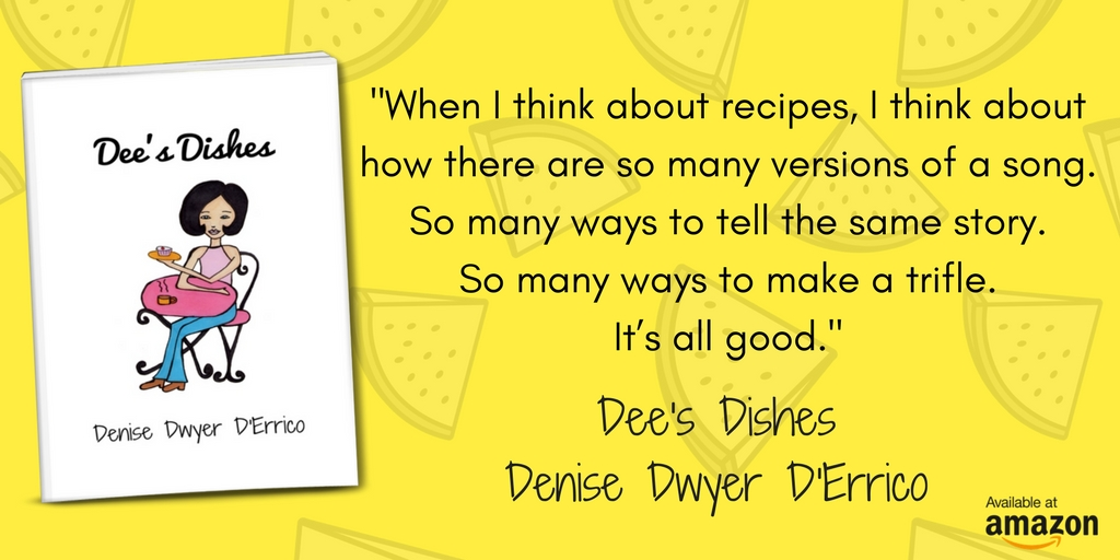 Best Wishes for Dee's Dishes!