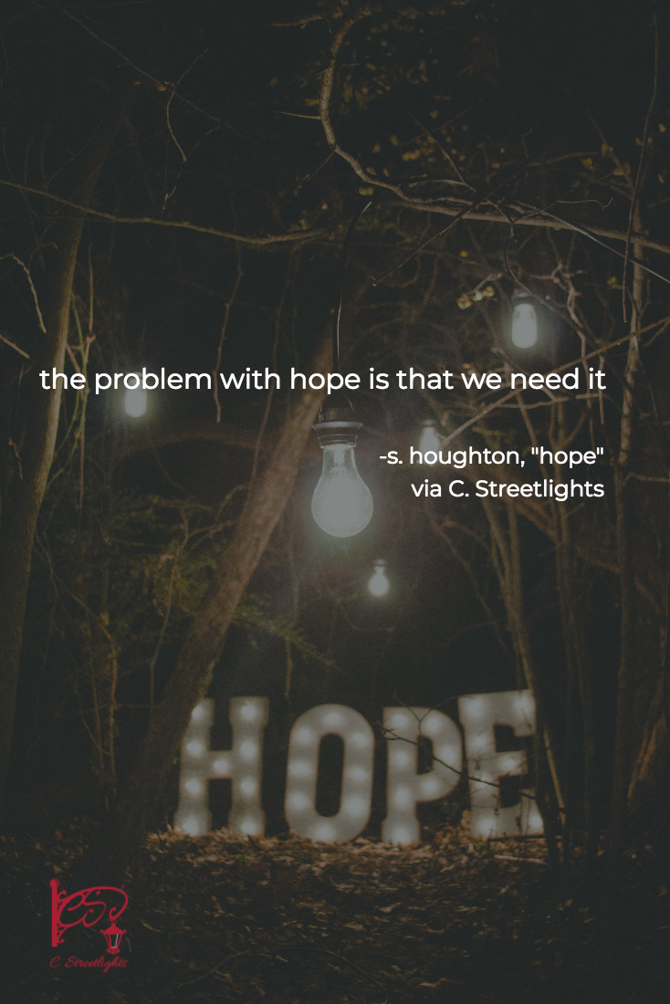#hope #shoughton